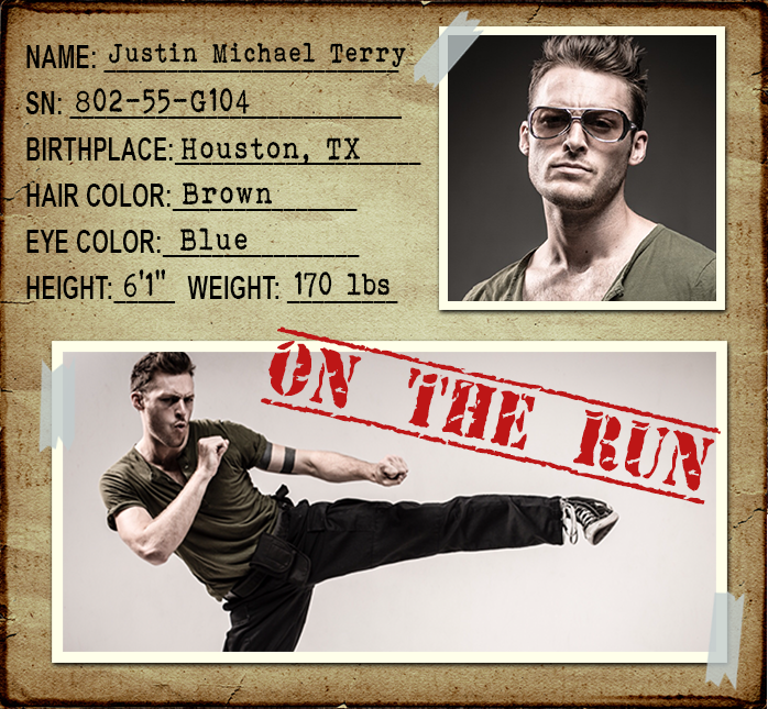 Justin Michael Terry - The Resistance